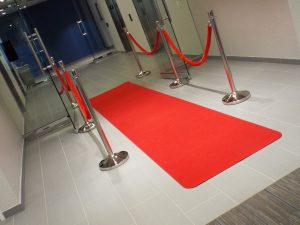 Red Carpet Booth